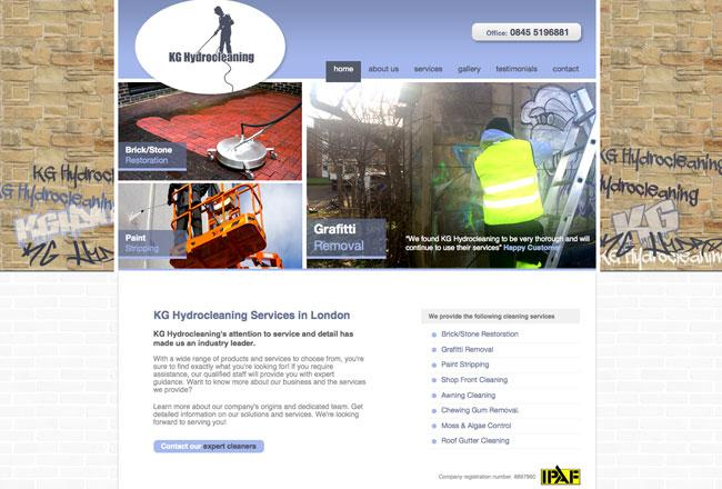 cleaning-website-designer