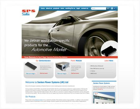 electronics-web-design-cardiff