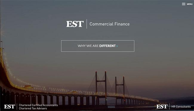 finance-web-design-project