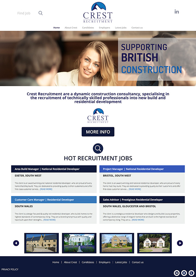 recruitment-web-design-cardiff