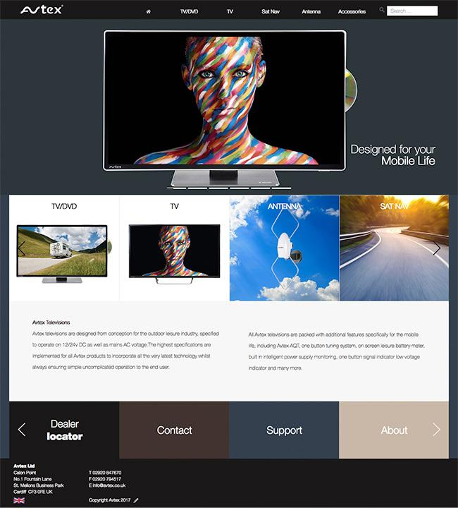 tv-product-web-designer-uk
